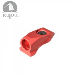 Kublai Link Angled QD Mount - RED -