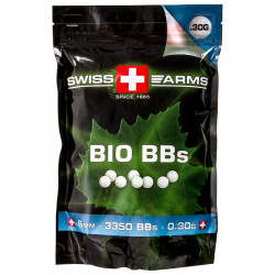 Swiss Arms 0.30gr Bio BB (1kg)