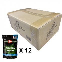 Swiss Arms 0.30gr Bio BB (12 bags)
