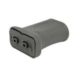 G&G polymer hand grip for keymod handguard - Grey -