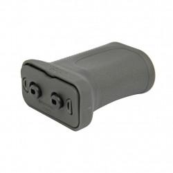 G&G polymer hand grip for keymod handguard - Grey -