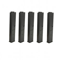 ARES 45rds 9mm Magazine for M4 Series (set of 5)