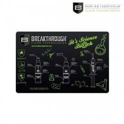 Tapis de travail néoprène Breakthrough 28 x 43 cm -