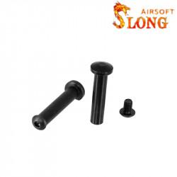 SLONG AIRSOFT AEG gun body latch -