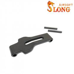 SLONG AIRSOFT Trigger Guard M4 pour corp AEG -