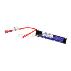 Pirate Arms 11.1v 1100mah 20C lipo battery (dean) -