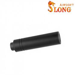 SLONG AIRSOFT Silencieux 14mm CCW Short -