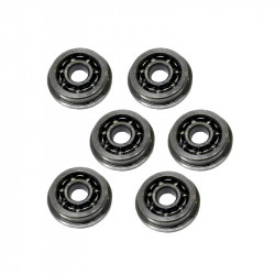 FPS Softair Open Steel Bearings bushings 9mm -