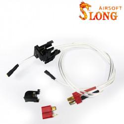 SLONG AIRSOFT SWICH pour gearbox version 2 (T-plug) -
