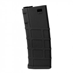 BO MANUFACTURE200 rounds mid cap magazine for M4 AEG - Black