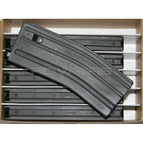 Systema 120 Rds HW Magazine for PTW M4 / M16 (6pcs Pack) -