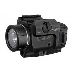 Blackcat Airsoft lampe tactique noire TLR-8 pour pistolet