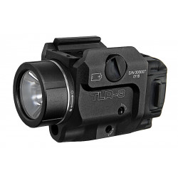 Blackcat TLR-8 style Tactical Flashlight & laser - Black -