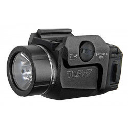 Blackcat TLR-7 style Tactical Flashlight - Black -