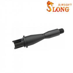 Slong Outer barrel 130mm for AEG -