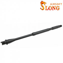 Slong Outer barrel 390mm for AEG -