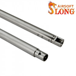 SLONG 6.05mm precision Barrel for GBB / AEG - 370mm -