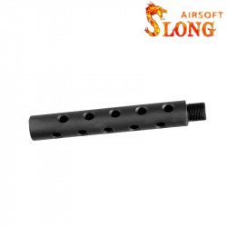 SLONG AIRSOFT O type Outer Barrel Extension for AEG -