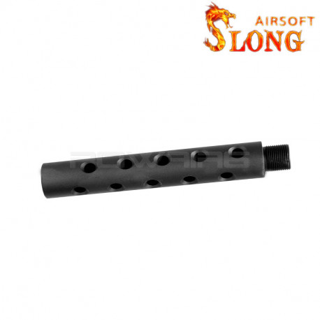 SLONG AIRSOFT O type Outer Barrel Extension for AEG