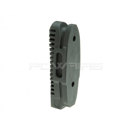 Action Army AAC Butt Plate for T10 stock - OD