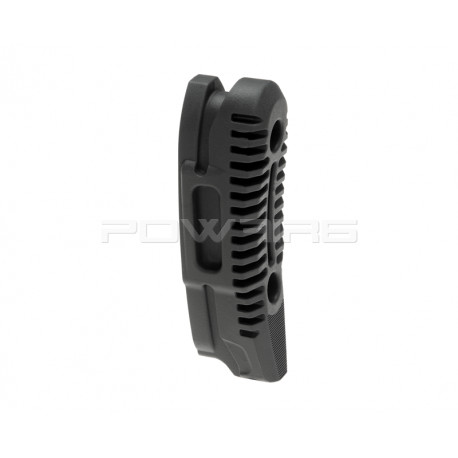 Action Army AAC Butt Plate for T10 stock - Grey
