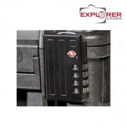 Explorer Cases Cadenas digilock TSA -