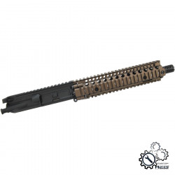 P6 MK18 DD9.5 upper receiver assembly for M4 AEG - Dark Earth -