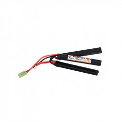 IPOWER 11.1v 1450mah triple stick lipo battery (mini tamiya)