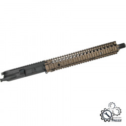 P6 MK18 DD12 upper receiver assembly for M4 AEG - Dark Earth -