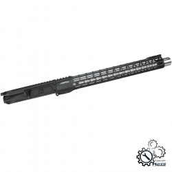 P6 Upper Receiver S-ONE 15inch pour M4 AEG - Black -
