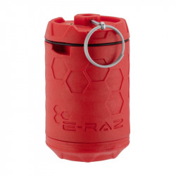 Z-PARTS grenade rotative E-RAZ - Rouge -