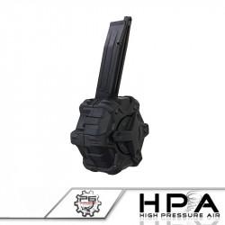 P6 chargeur 350 billes noir pour HI-CAPA HPA -