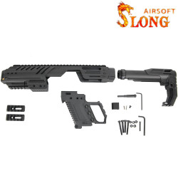 SLONG AIRSOFT Kit conversion MPG + G-KRISS XI -