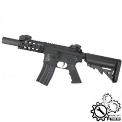 P6 Workshop Colt M4 Special Forces AEG black custom AEG -