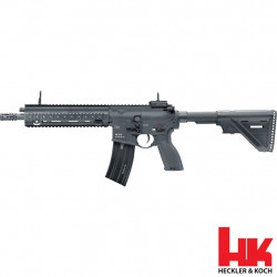 UMAREX HK416 A5 AEG Mosfet noir Full Power -