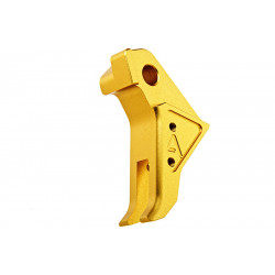Agency Arms Airsoft CNC Gold Trigger for TM Glock 17 GBB -