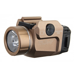 Blackcat lampe tactique tan type TLR-7 pour pistolet -