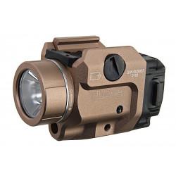 Blackcat module tactique lampe et laser Tan type TLR-8 pour pistolet -