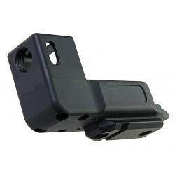 RGW Aluminium CNC Compensator for Glock 17 -