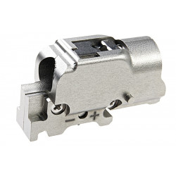 Alpha Parts CNC Hop-Up Chamber for TM Glock 17 -