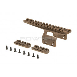 Action Army AAC T10 Front Rail Tan -