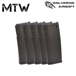 Wolverine set of 5 magazine for MTW -