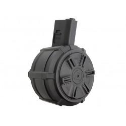 G&G chargeur drum électrique 2300 billes pour M4 -