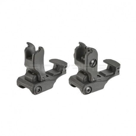 DYTAC Adjustable Front and Rear Sight