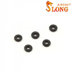 Slong Airsoft Valve O-ring for GBB Magazine (set of 5) fo WE, TM,KSC, KJ -