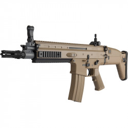 Cybergun SCAR L MK16 ABS Dark Earth -