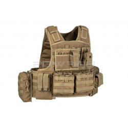 Invader Gear Mod Carrier Combo Coyote -