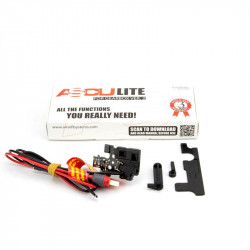 Airsoft Systems ASCU LITE mosfet for V2 Gearbox -