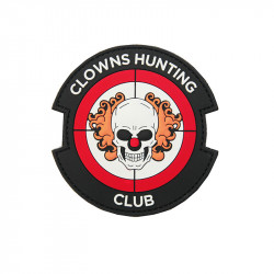 Patch Clowns Hunting club ( Sélectionnable)