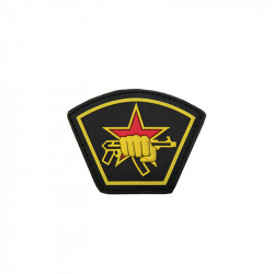 Patch Velcro Russian star